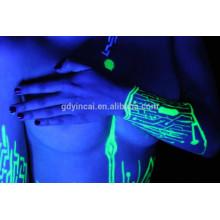 Декоративные светодиодные новый татуировки наклейки для женщин