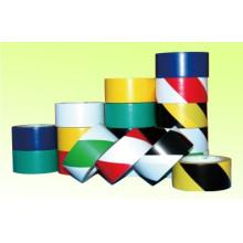130um PVC Warnband für Bodenmarkierung
