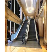 Qualificado VVVF Drive Indoor escada rolante custo