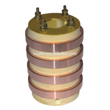 Small Collector ring/slip ring/copper ring for diesel