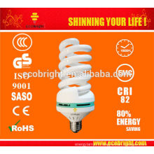 T4 40W spirale pleine Energy Saving lampe Tube 10000H CE qualité