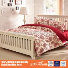 200TC-800TC оптом Цена за 5 шт классический роскошный домашний текстиль 100% хлопок ткань напечатанная таможней постельное белье