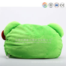 almohada rellena con relleno de fibra de poliéster / almohadas rellenas de frijol