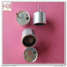 40kHz Transductor Tipo de golpe abierto Sensor ultrasónico 12mm