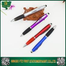 2 в 1 пластиковой простой сенсорной ручке