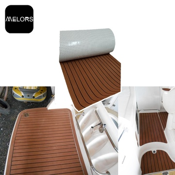 Melors EVA Strong Klebefolien Synthetic Teak Sheet