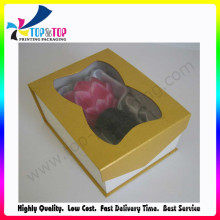 Fluorescent Paper Gift Box for Perfume Candle