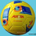 Machine Stitched Shiny TPU Football
