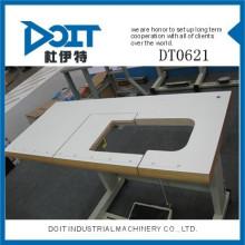 DT0621 máquina de costura tablelift mesas com rodas