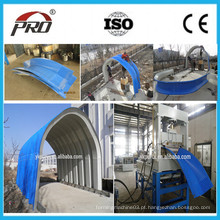 Screw Joint Arch Sheet Roll formando máquina / Arch Sheet Rpll formando máquina