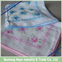 Großhandel Super Soft Bamboo Gaze Baby Taschentuch