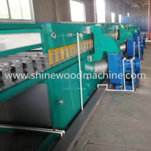 2 Layers Roller Jenis Veneer Dryer