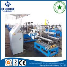 Strebenkanal-Kabelrinnen-Rollenform-Fertigungsmaschine