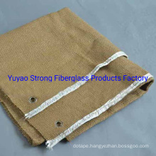 Heat Treated Fiberglass Cloth Welding Blanket