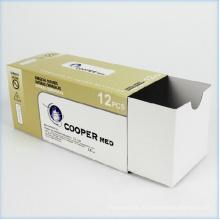 Упаковочная коробка для гофрированного картона