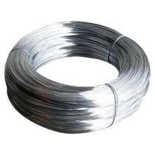 (Soft quality) Hot Dipped Galvanized Wire with ISO9001 with bright Shiny Colour (Factory Price)