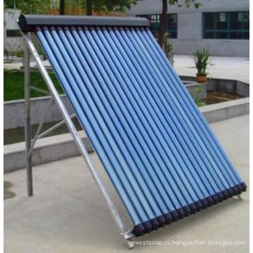 Высокого Давления Разделенный Тепловыми Трубками Солнечный Тепловой Коллектор Подогревателя