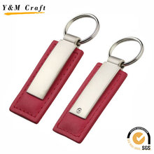 PU кожаный keychain с Подгонянным Логосом (Y02196)