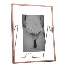 Алюминиевый поворотный металлический картинная Рамка для домашнего Деко