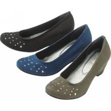 Microfibra superior cunha calcanhar mulheres da China sapato luz diamante sapatos casuais