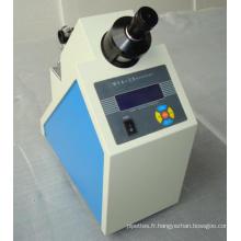 Réfractomètre automatique d'abbe d'abbe numérique de laboratoire de vente chaude