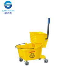 32L Single Mop Wringer Trolley (B-040D)