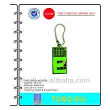 Cell phone shape Decorative Mobile Phone pendant
