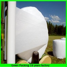 UV Resistance Grass Wrapping Film Silage Bale Wrap