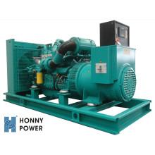 Joint Venture Googol Engine 250kw Diesel Silent Generator Set for Sale