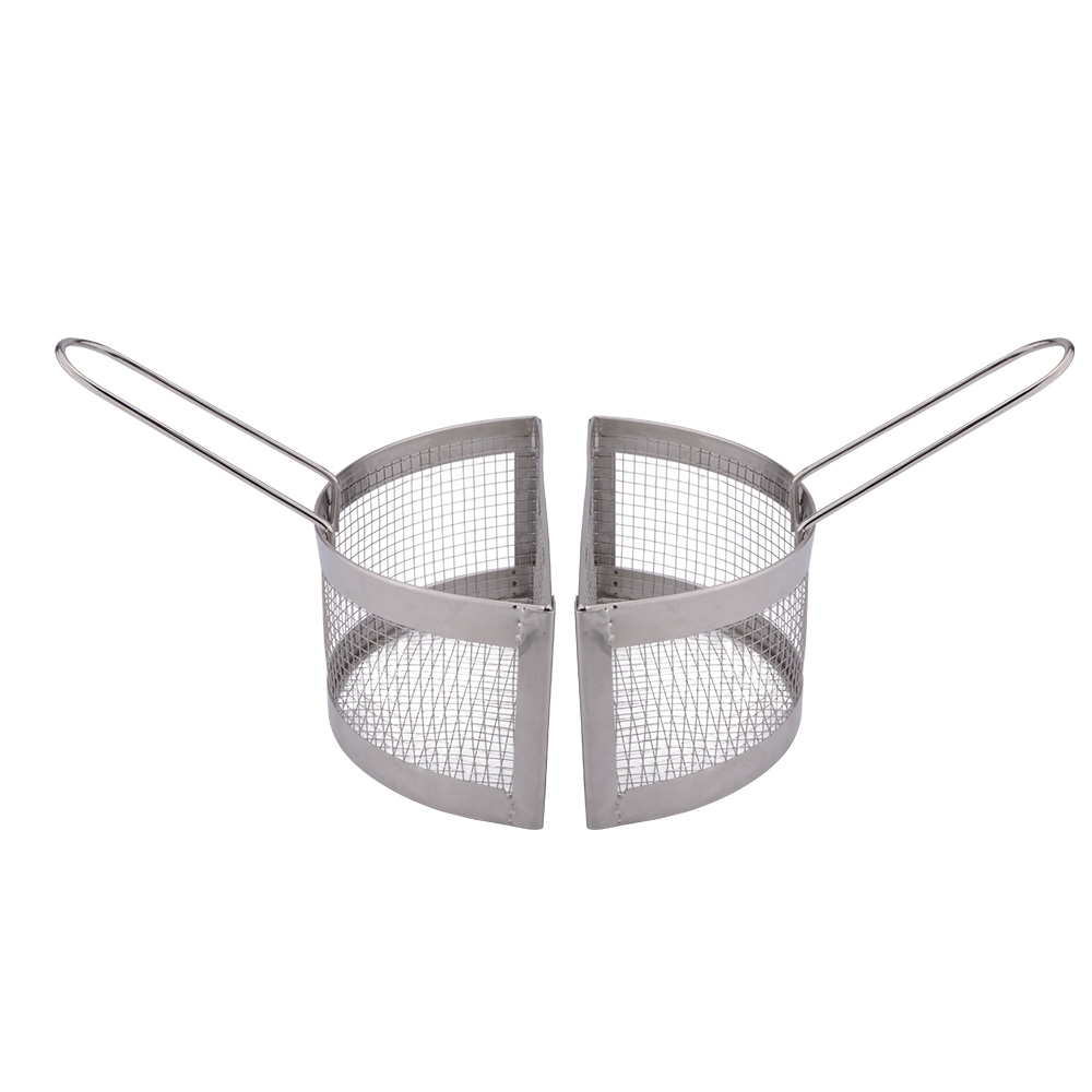Deep Fryer With Basket