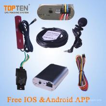 GPS слежения для автомобиля с Китая Заводская Цена, высокое качество, остановки двигателя (TK108-kW)операционные