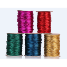 Provide gold metallic cord for packaging