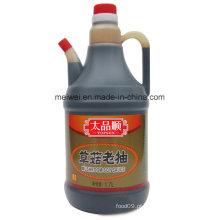 1.7L Suace de Soja escura com a melhor qualidade