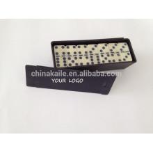 Domino in Plastic Box