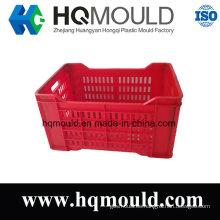 Molde de inyección de caja de plástico para almacenamiento con certificación ISO