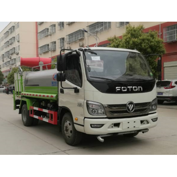 Cisterna del camión del cañón de agua de la supresión del polvo de Foton