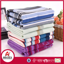 100%polyester best selling fashion bed printed polar fleece blanket