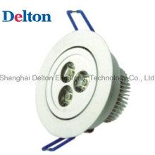 3W luz de teto flexível do diodo emissor de luz (DT-TH-3C)