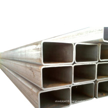 GI GL material rectangular square steel pipe to produce railings for conveying gas
