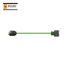 Siemens  V90 servo motor application encoder cable