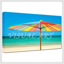 Декоративное лето Таиланд Пляжная декорация Холст печать
