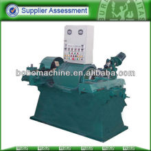 Grinding machine for fork, knife and spoon making