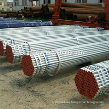 Factory price thin wall welded steel pipe