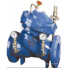 Yx741X/H104X Диафрагменного типа Регулируемое давление уменьшая Терпящ Клапан