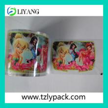 China Supplier PVC Heat Transfer Film High Quality Hot Sale