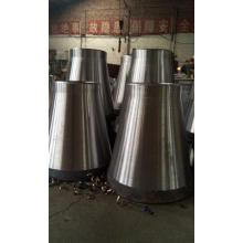 Redutores concêntricos de tubos de solda de aço carbono