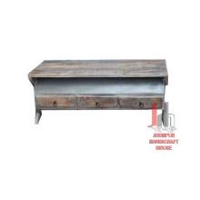 Cabinet de télé avec tiroirs