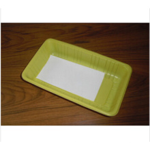 Disposable Customed New Style Safety Food Grade Absorbent Fresh Meat Packing Tray