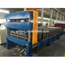 Стальной плетеный рулон, машина для производства плитки
