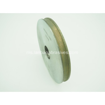 Berkelajuan tinggi sintered CNC diamond grinding wheel